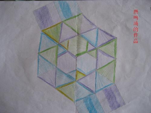 数学图形平面设计