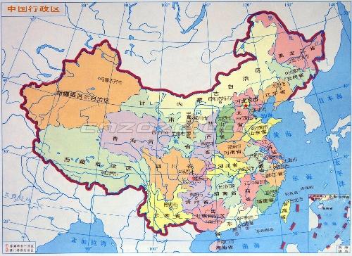 省级行政区-心家-搜狐博客