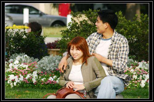 偷拍经典情侣生活照片(图)