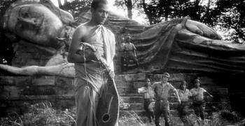 缅甸的竖琴 (the burmese harp)图片