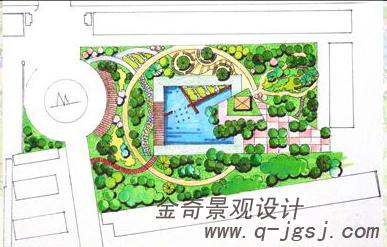 景观生态格局分析在风景园林规划设计中的应用