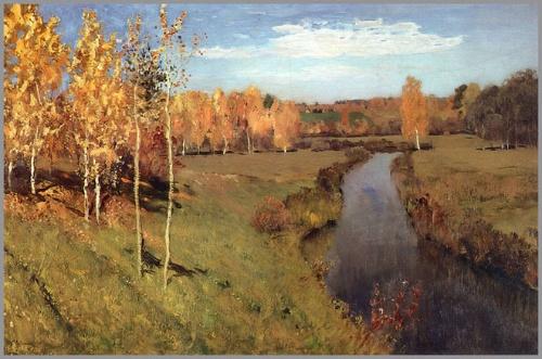 俄罗斯风景油画大师