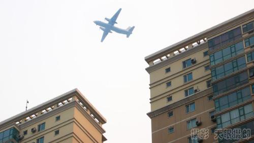 低空飞行飞机产生的噪音严重扰民