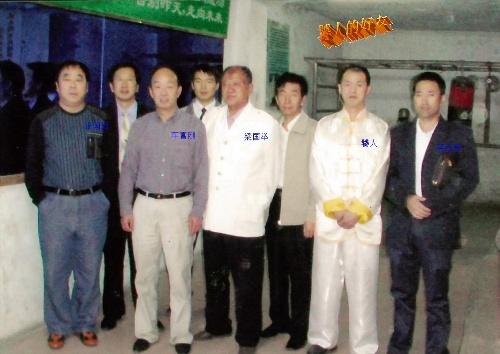 2007年7月25日佳木斯市体育局市体校特聘请张庆民为该校.
