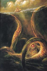 北海/Kraken(北海巨妖)