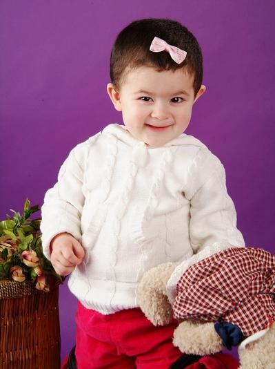 可爱的蒙古小孩头像