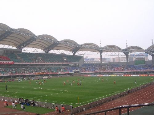 2008奥运会举办城市秦皇岛足球比赛场馆简介