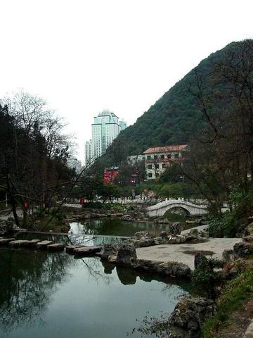 城市中的美丽公园——黔灵公园