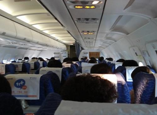 坐飞机的朋友请注意