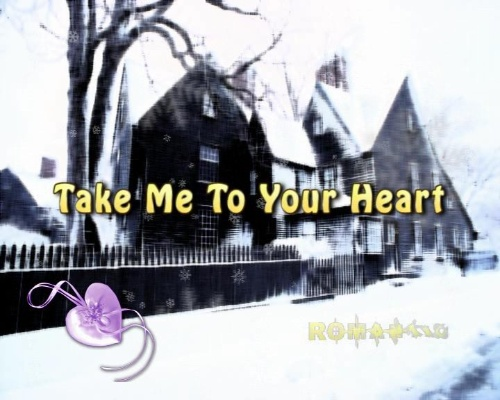 take me to your heart吉他谱子
