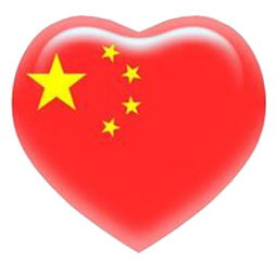 一起用国旗做QQ头像