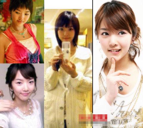 22位韩国美女明星的日常生活照(组图)-北京冬雨-搜狐